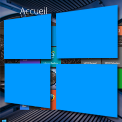 Logo - Epingler n'importe quel fichier Windows 8.1