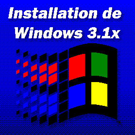 Installation de Windows 3.1