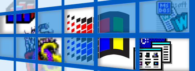 Des vestiges d'anciennes versions de Windows