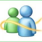 De Messenger à Skype !