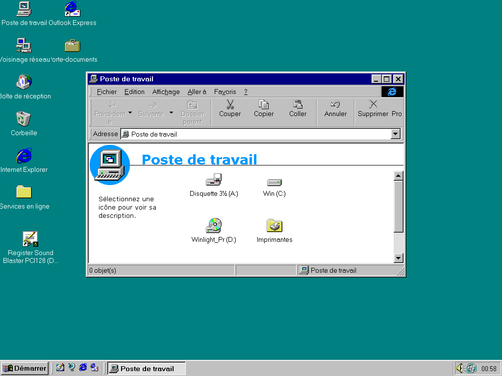 Aux bases de windows wolfaryx informatique for Reduire fenetre windows