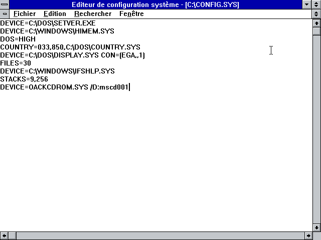 modification-config.sys-widows3.1-gestion-cd